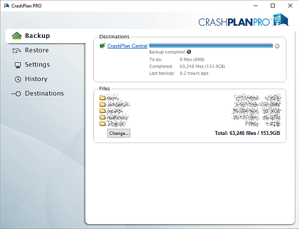 CrashPlan packages for Synology NAS | PC LOAD LETTER