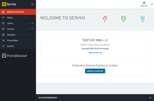 Serviio 2 0 package for Synology NAS | PC LOAD LETTER